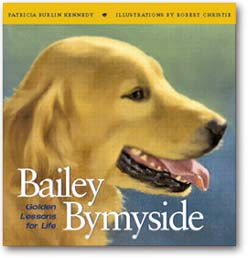 Click here to support rescue and get Bailey's book!