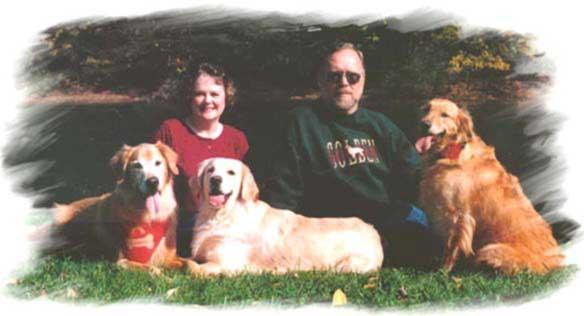 A Golden Family!
